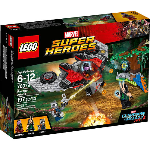 LEGO 76079 SUPER HEROES - Ravager Attack