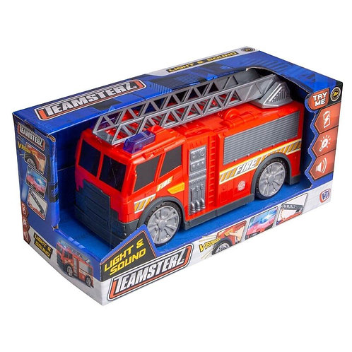 TEAMSTERZ FIREENGINE (7535-17119)