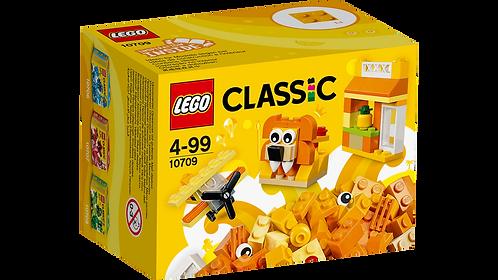 LEGO 10709 CLASSIC - Orange Creativity Box