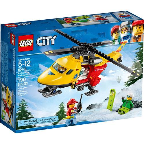 LEGO 60179 CITY - Ambulance Helicopter