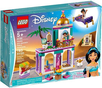 LEGO 41161 DISNEY - Aladdin and Jasmine's Palace Adventures