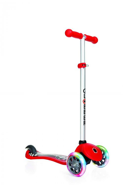GLOBBER SCOOTER PRIMO FANTASY RACING - RED