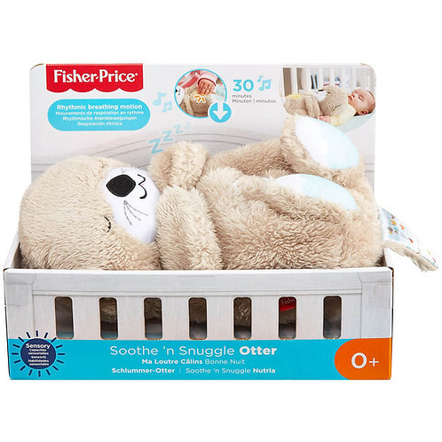 FISHER-PRICE SOOTHE N SNUGGLE OTTER (FXC66)