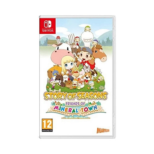 NS STORY OF SEASONS: FRIENDS OF MINERAL TOWN