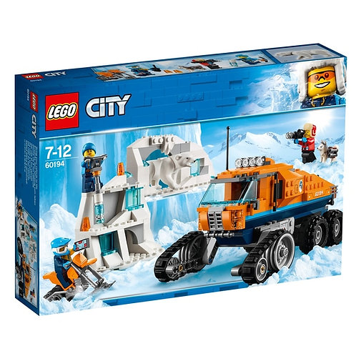 LEGO 60194 CITY - Arctic Expedition Arctic Scout Truck