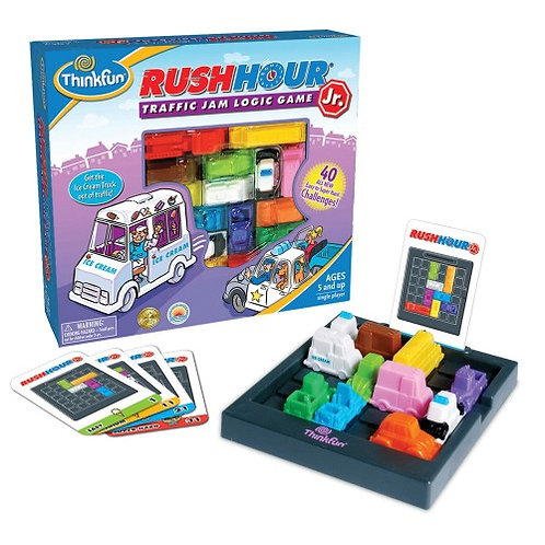 JUNIOR LOGIC GAME RUSH HOUR® JR (005041)