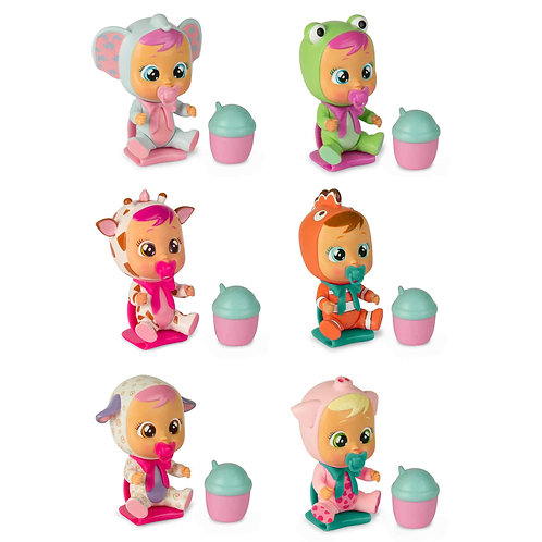 CRYBABIES MAGIC TEARS BOTTLE HOUSE SERIES 1 (1013-98442)