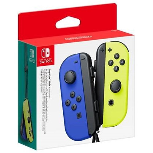 SWITCH JOY-CON PAIR BLUE/YELLOW