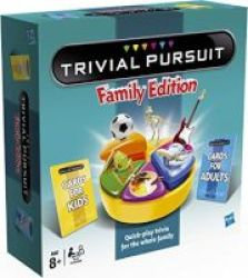 Trivial Pursuit Family Edition in English