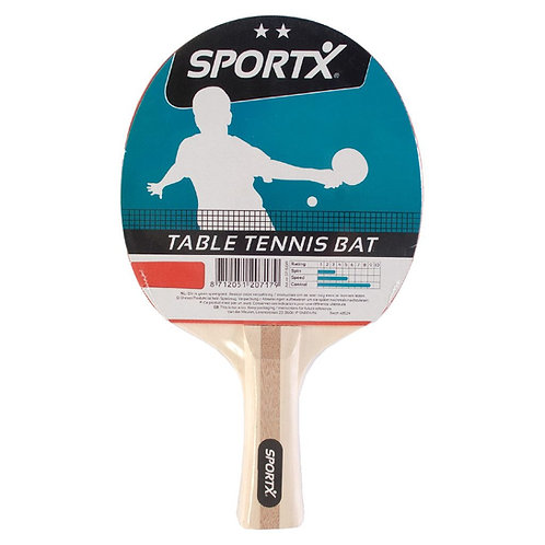 SPORTX TABLE TENNIS BAT