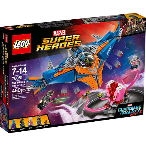 LEGO 76081 SUPER HEROES - The Milano vs. The Abilisk