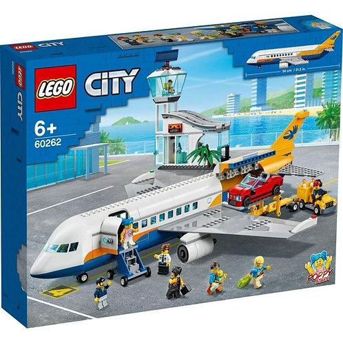 LEGO 60262 CITY - Passenger Airplane