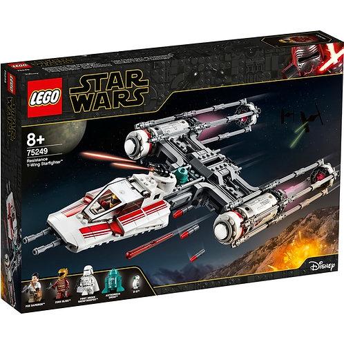 LEGO 75249 STAR WARS - Resistance Y-Wing Starfighter™