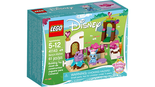 LEGO 41143 DISNEY - Berry's Kitchen