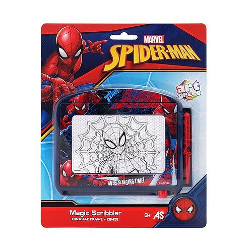 MAGIC SCRIBBLER SPIDERMAN TRAVEL (1028-13063)