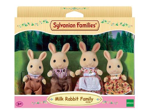 SYLVANIAN FAMILIES: MILK RABBIT FAMILY (4108)