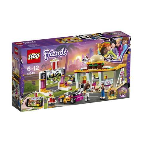 LEGO 41349 FRIENDS - Drifting Diner