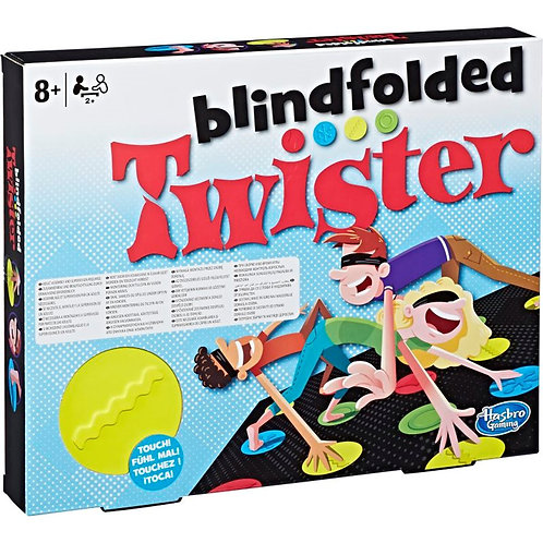 HASBRO BLINDFOLDED TWISTER (E1888)