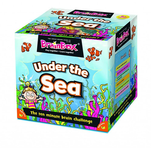 BRAINBOX UNDER THE SEA (91024)