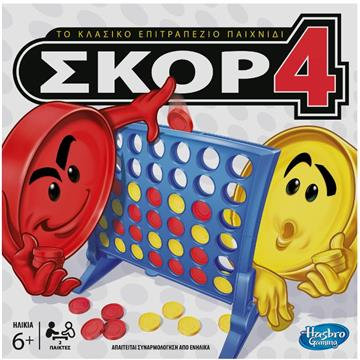CONNECT 4 - ΣΚΟΡ 4 (A5640)
