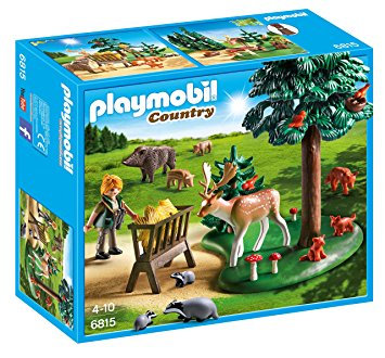 PLAYMOBIL 6815 COUNTRY - Woodland Grove