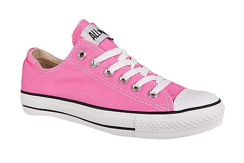 CONVERSE CHUCK TAYLOR ALL STAR OX - PINK