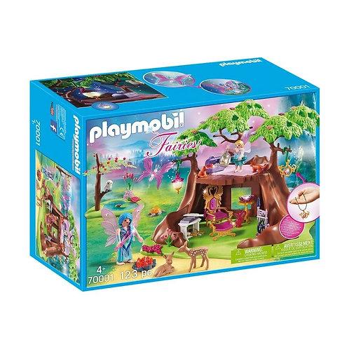 PLAYMOBIL 70001 FAIRIES - Fairy Forest House