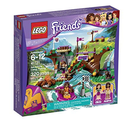 LEGO 41121 FRIENDS - Adventure Camp Rafting