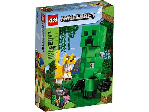 LEGO 21156 MINECRAFT - BigFig Creeper™ and Ocelot