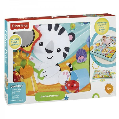 Fisher-Price Infant Jumbo Play Mat
