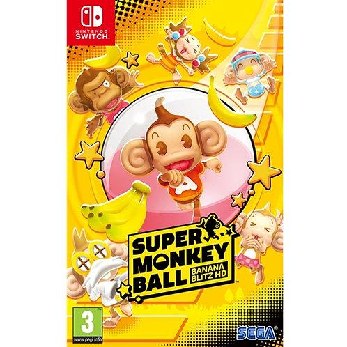 NS SUPER MONKEY BALL
