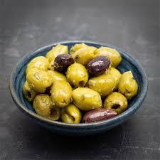 Rosemary and Garlic Olives
