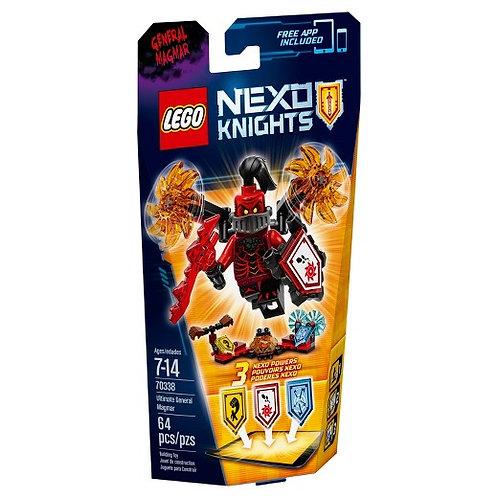 LEGO 70338 NEXO KNIGHTS - Ultimate General Magmar