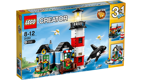 LEGO 31051 CREATOR - Lighthouse Point