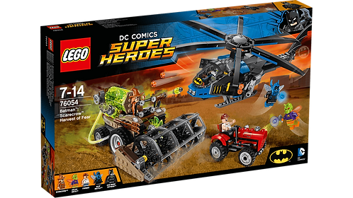 LEGO 76054 SUPER HEROES - Batman™: Scarecrow™ Harvest of Fear