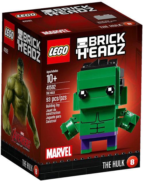 LEGO 41592 BRICKHEADZ - The Hulk
