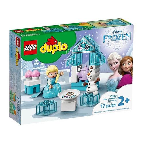 LEGO 10920 DUPLO -  Elsa and Olaf's Tea Party