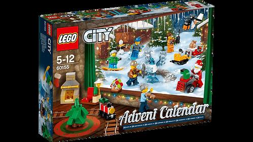 LEGO 60155 CITY - ADVENT CALENDAR