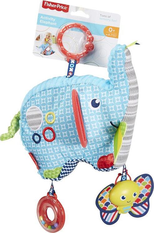 FISHER-PRICE SOFT ELEPHANT (DYF88)