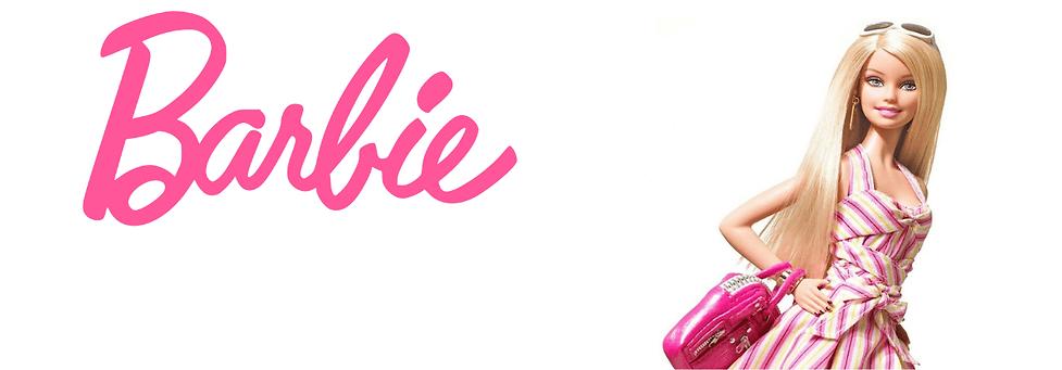 Barbie Toys banner