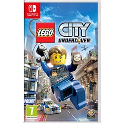 NS LEGO CITY UNDERCOVER