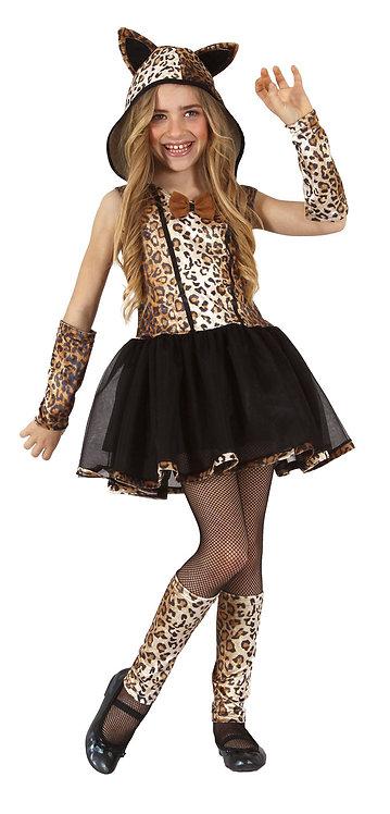 CARNIVAL COSTUME TIGER GIRL