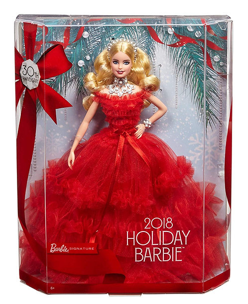 BARBIE HOLIDAY 2018 (FRN69)