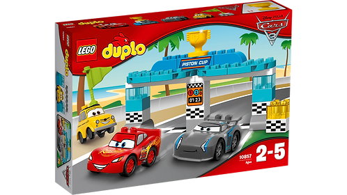 LEGO 10857 DUPLO - Piston Cup Race