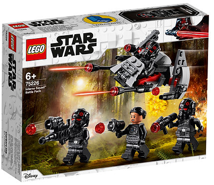 LEGO 75226 STAR WARS - Inferno Squad™ Battle Pack