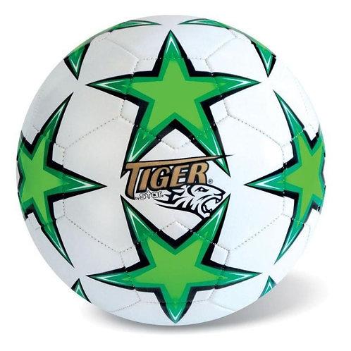 SOCCER BALL TIGER STAR GREEN SIZE 5