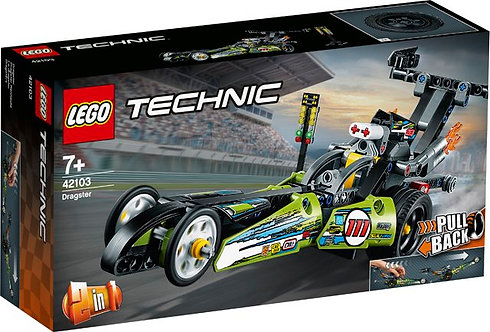 LEGO 42103 TECHNIC - Dragster