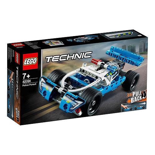 LEGO 42091 TECHNIC - Police Pursuit