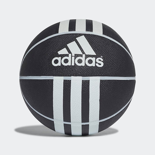 ADIDAS 3-STRIPES RUBBER X BASKETBALL - SIZE 6 (279008)