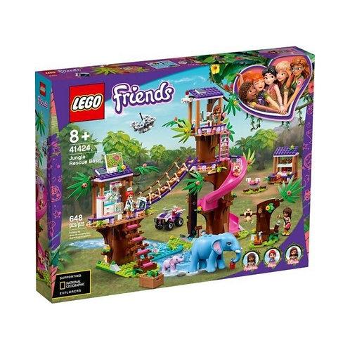 LEGO 41424 FRIENDS - Jungle Rescue Base